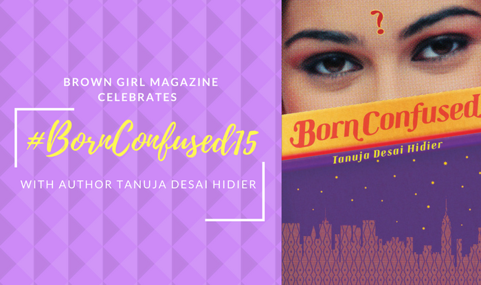#BornConfused15: 'Tanuja Desai Hidier's Book Shows us Families can Look and be Different'