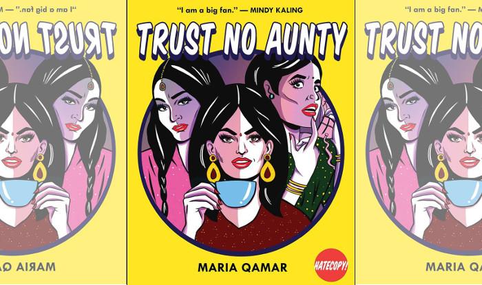 Maria Qamar aka Hatecopy's Newest Exhibition Highlights Border Detainment for POC