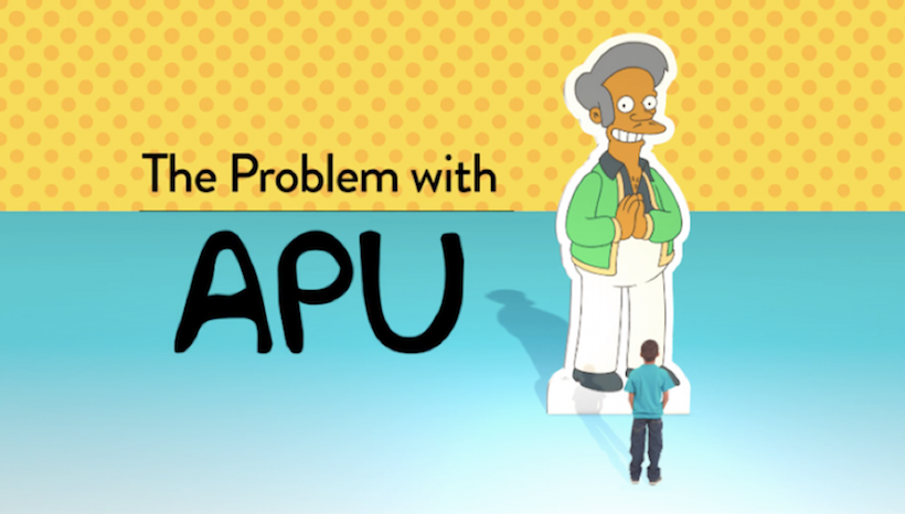 Hari Kondabolu Highlights Lack of South Asian Representation with 'The Problem With Apu'