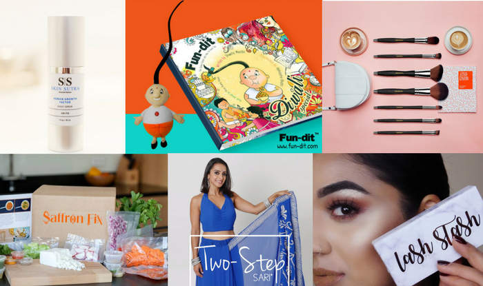 Enter to Win Brown Girl Magazine's 2017 Holiday Gift Basket—Worth More Than $500