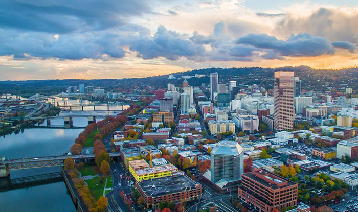 Anuja's Portland Diaries: It's a City that's Random, Original and for Readers