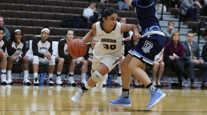 Brown Girl of the Month Shayna Mehta Breaks Barriers in Basketball at Brown University