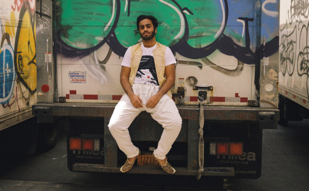 Brown Boy of the Month Anand Kuchibotla is Carving his Spot in Hip-Hop