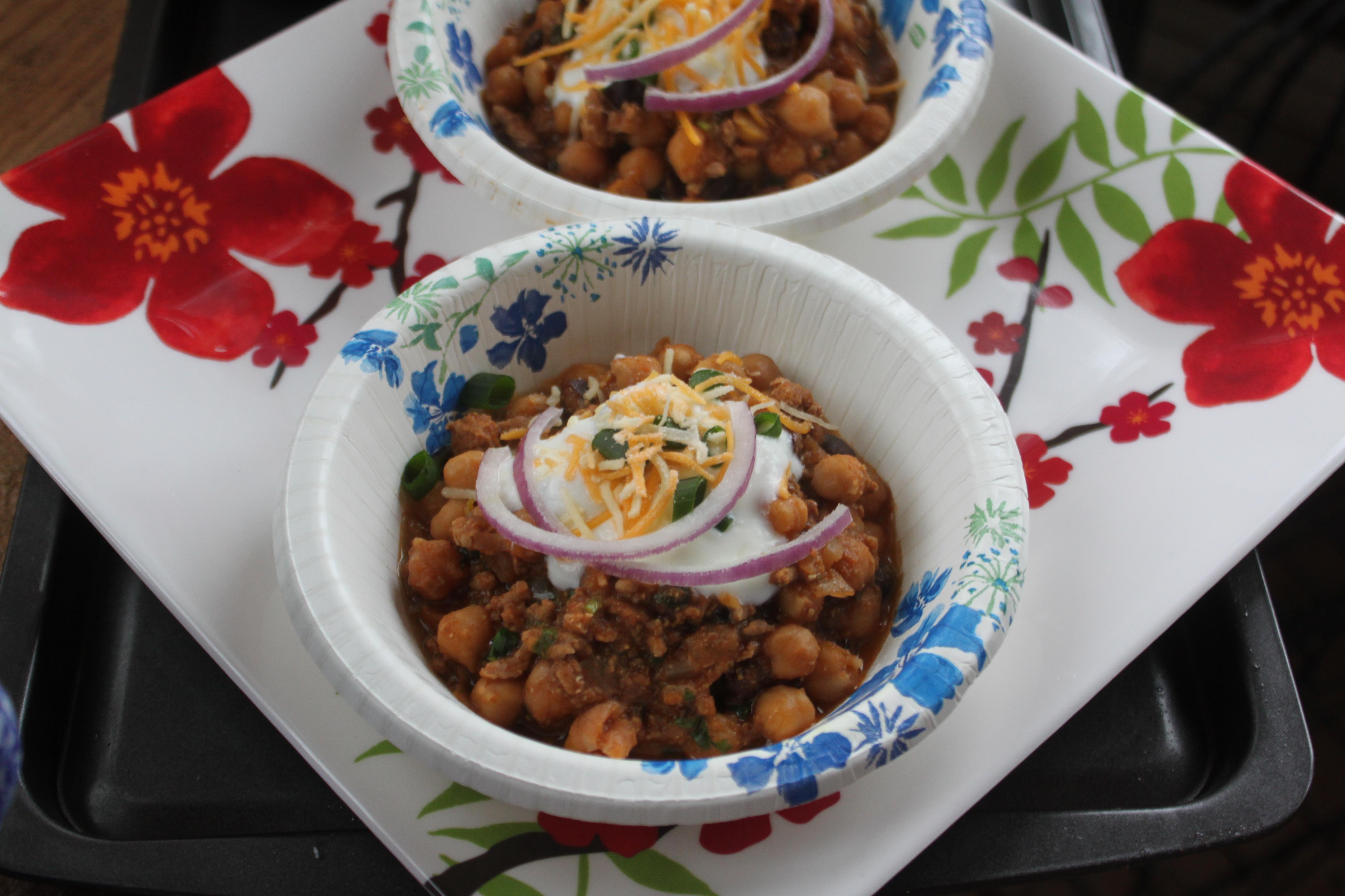 chana masala chili recipe
