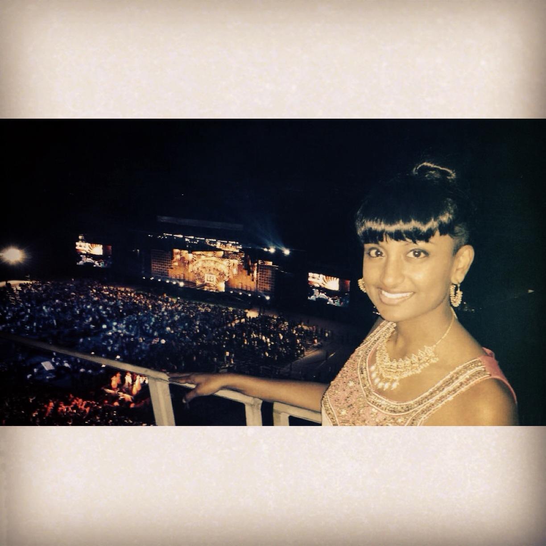 Asha Sing, IIFA