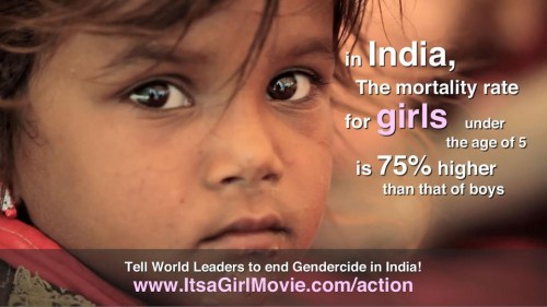 It's a girl documentary