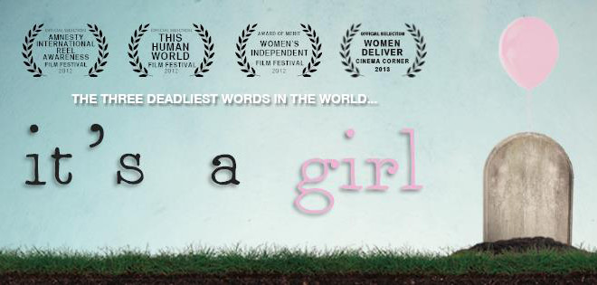its a girl documentary