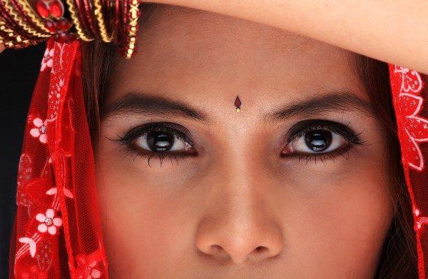 kanya, brown girl