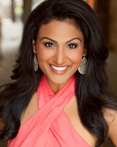 Nina Davuluri, Saris to Suits