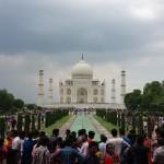 Taj Mahal, brown girl talks