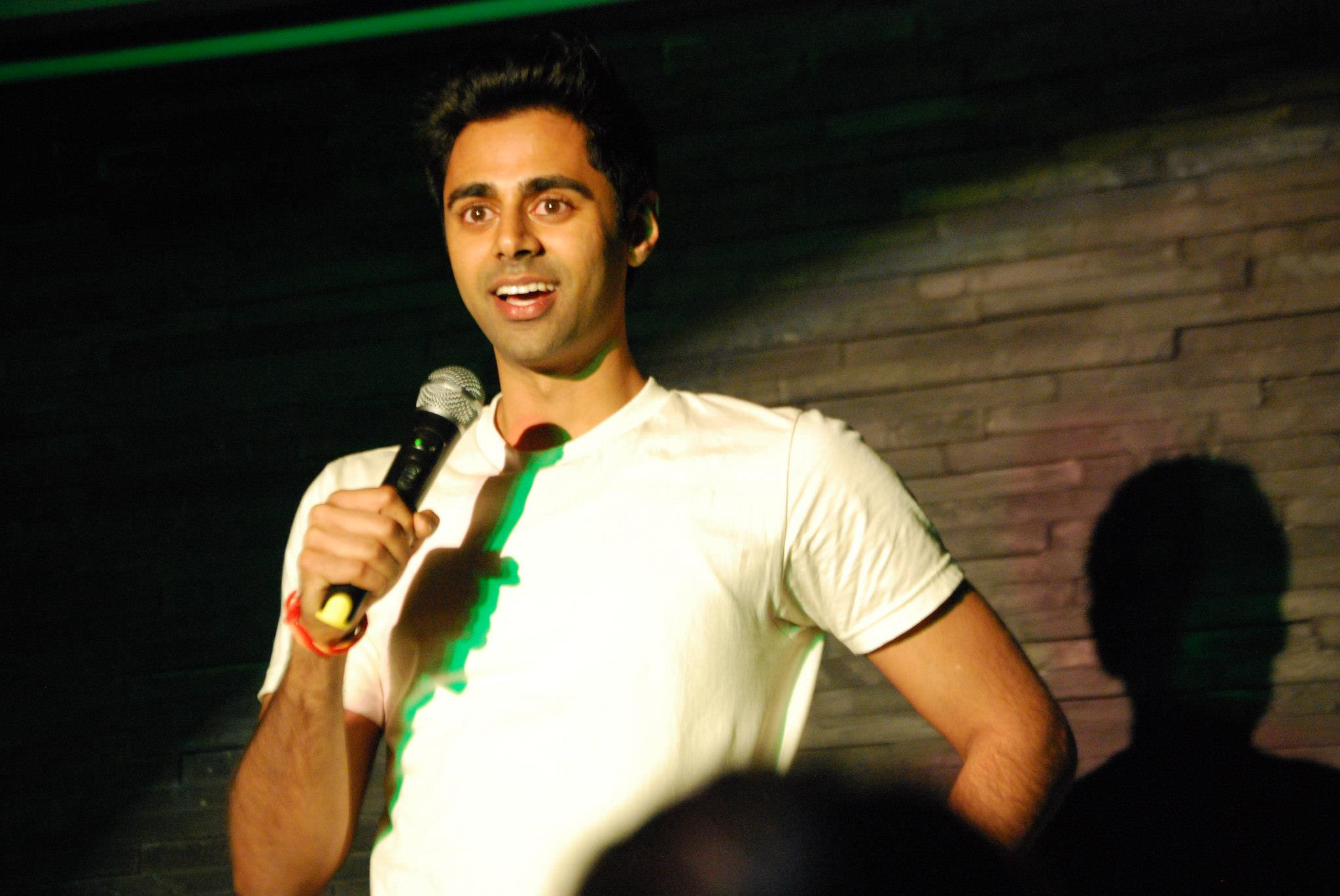 hasan minhaj, brown girl
