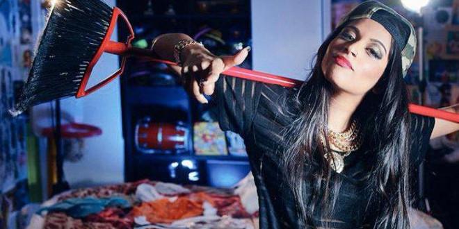 Superwoman Lily Singh