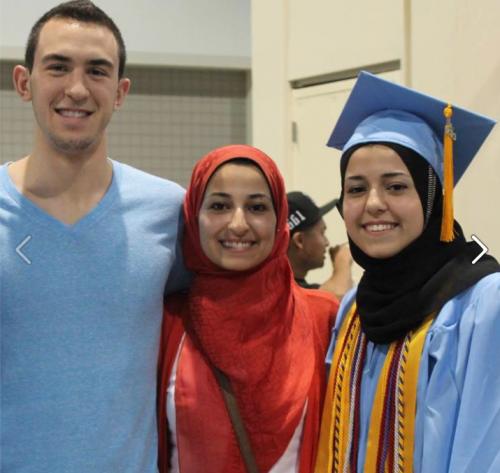 Deah, Yusor and Razan