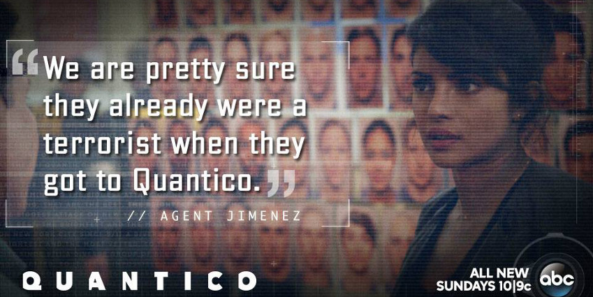 quantico asian singles Quantico is an american television drama thriller series which premiered on the american broadcasting company (abc) on september 27, 2015 produced by abc studios, the series was.