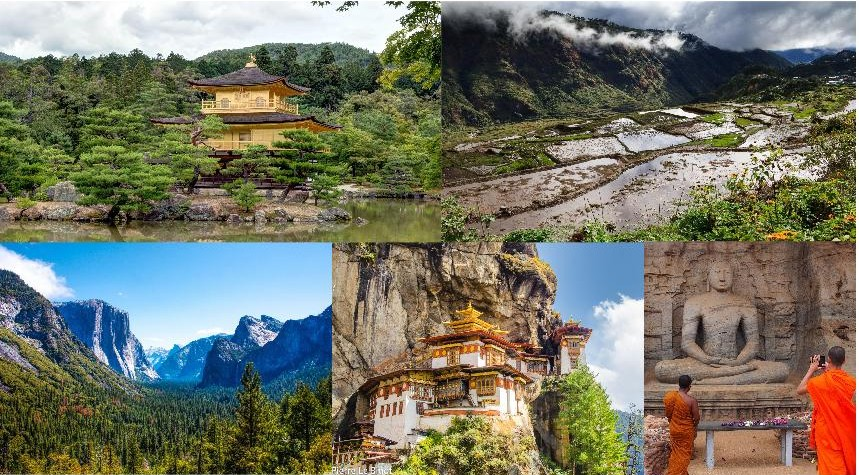Places to Visit in 2016