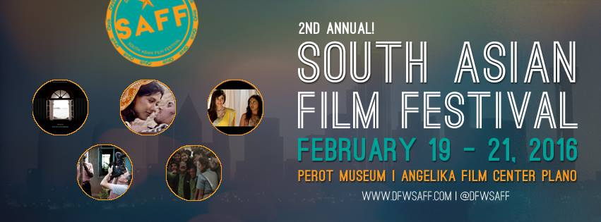 DFW South Asian film festival, brown girl