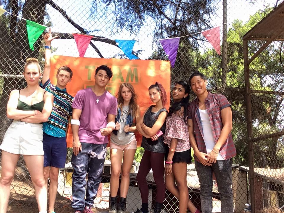 Kalathara behind the scenes of Dance Camp