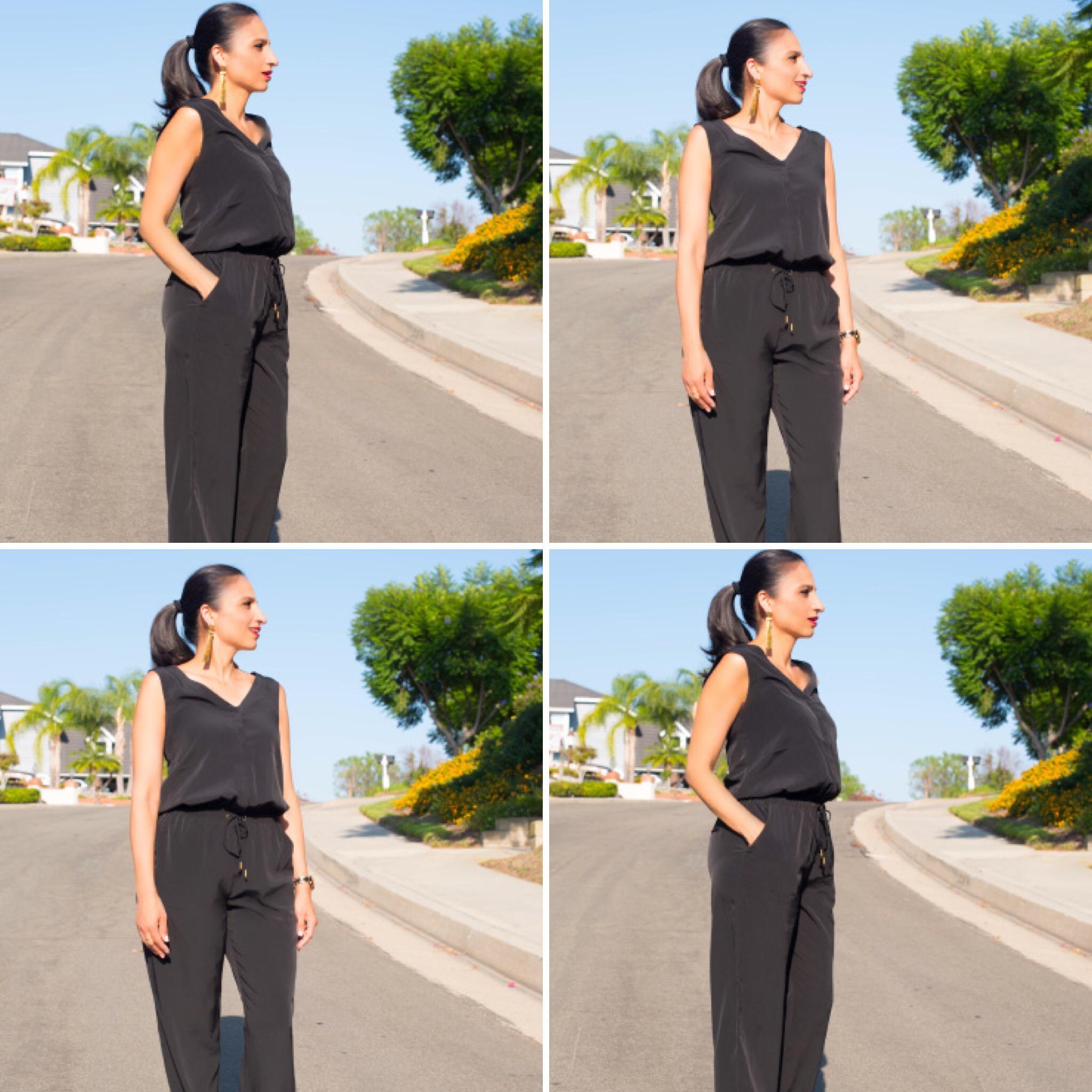 5 Takeaways On Rocking Your Pretty Black Jumpsuit Brown Girl Magazine