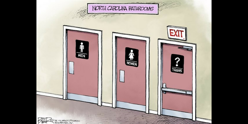 Push To Repeal The Nc Bathroom Bill Denied Brown Girl