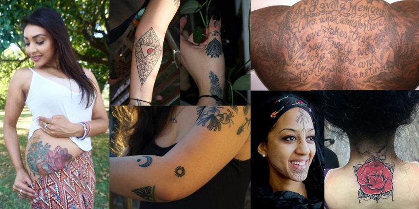 2c1bc4deb Challenging Taboos: Muslim and Tattooed - Brown Girl Magazine
