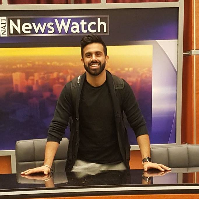 Meet Tony Brar: Champion Hockey Player and Budding Sports Reporter