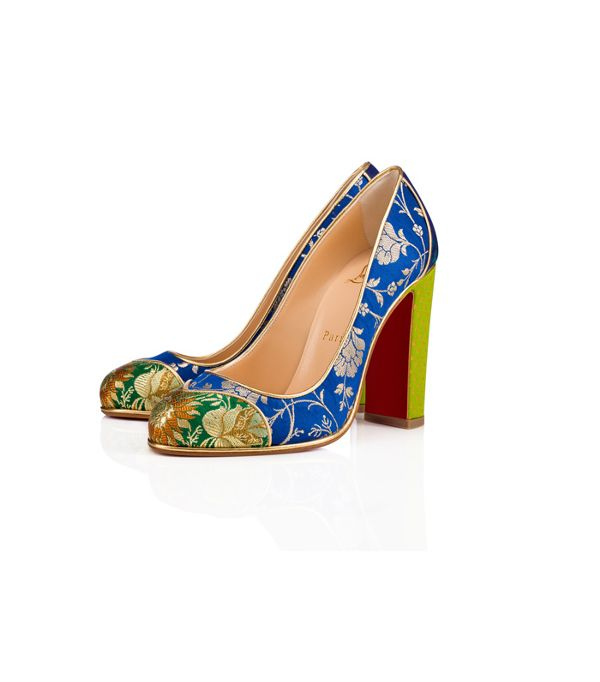 c94921f6d35 Sabyasachi and Christian Louboutin Unveil their Capsule Shoe ...