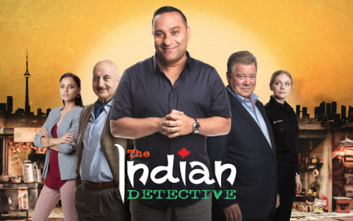 Indian Detective Poster