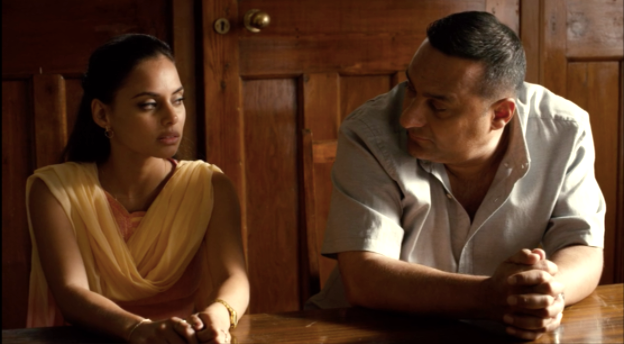 Indian Detective Image - Russell Peters & Mishqah Parthiephal