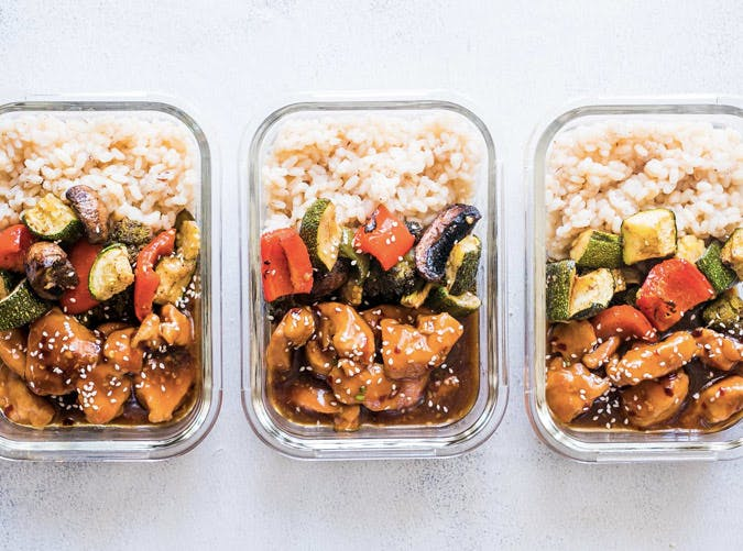 4 Easy Healthy Meal Preps To Help Your Hectic Work Week