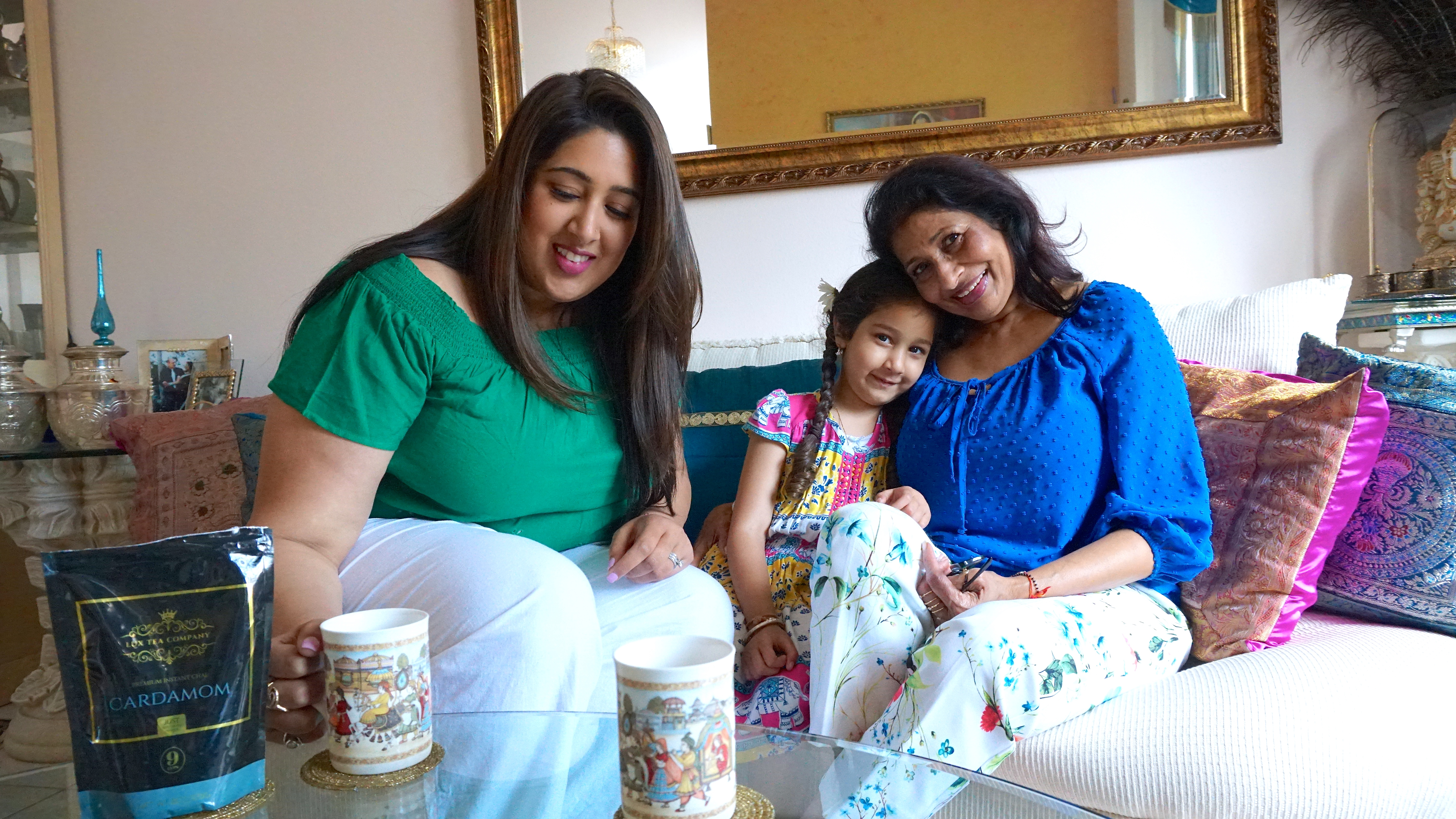 c392cc85e6 Lux Tea Company — The New Chai of Choice for Every Mom-Daughter Duo