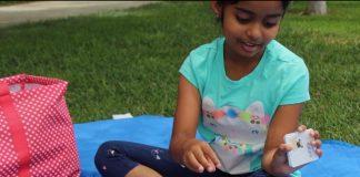Teach gujarati to children