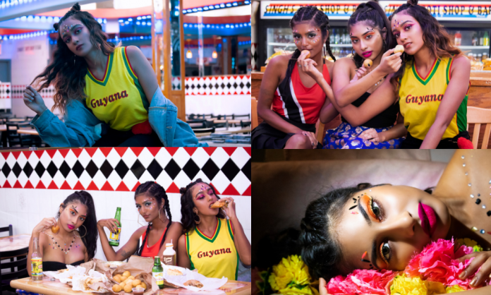 indo caribbean photo series