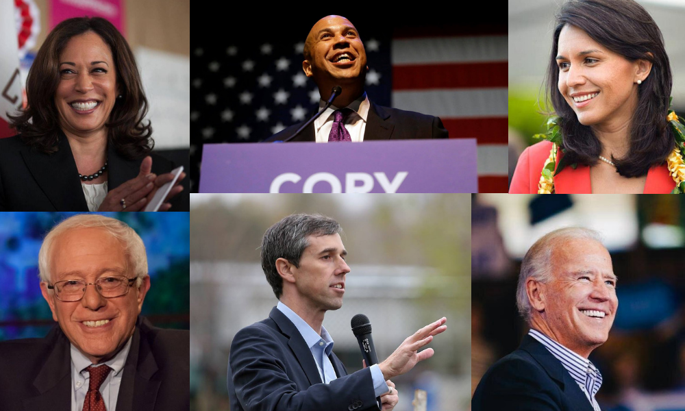 who are the republican presidential candidates for 2020