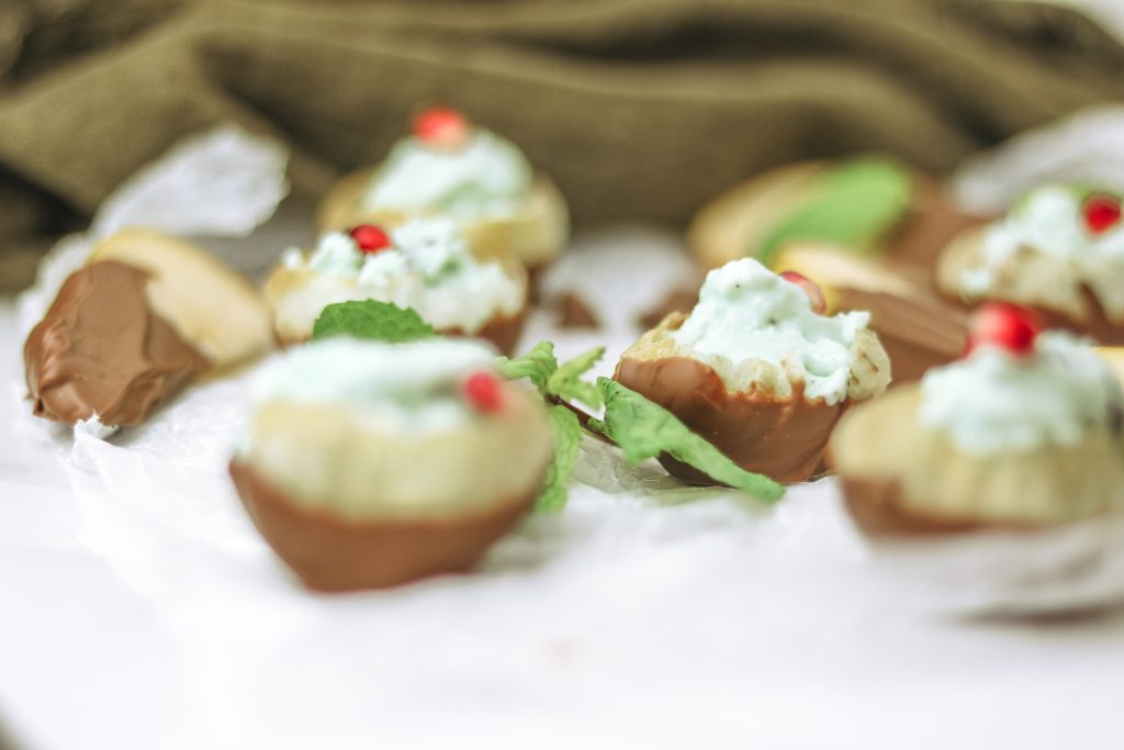 Sweeten your Holiday Dessert Menu with Chocolate Dipped Pani Puri