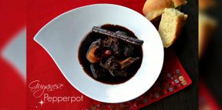 guyanese pepperpot