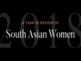 South Asian women