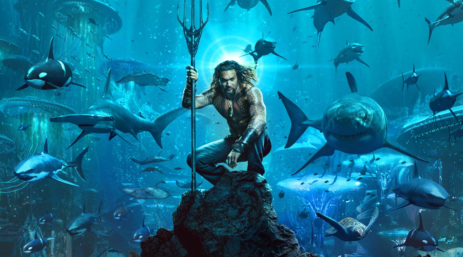 Aquaman Top 10 Reasons To Watch Dcs New Epic Superhero Feature