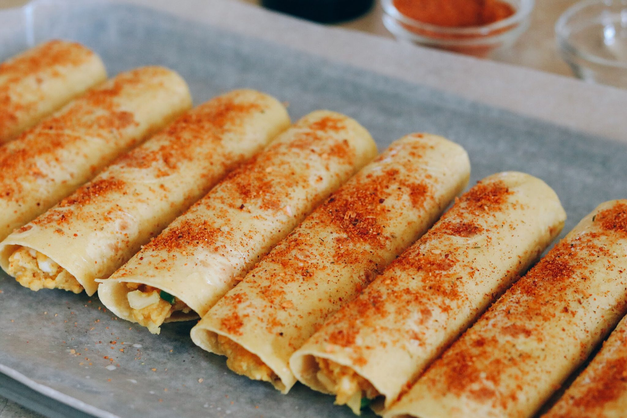 An Appetizer With a Twist: Samosa Taquitos