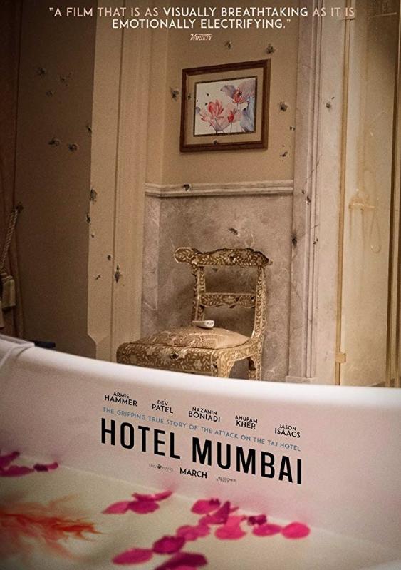 Hotel Mumbai Poster