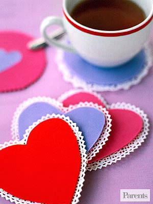 Valentine's Day Crafts for Kids