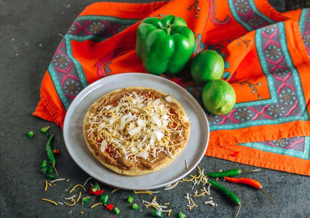 Celebrate Cinco de Mayo with Mexican Pizza