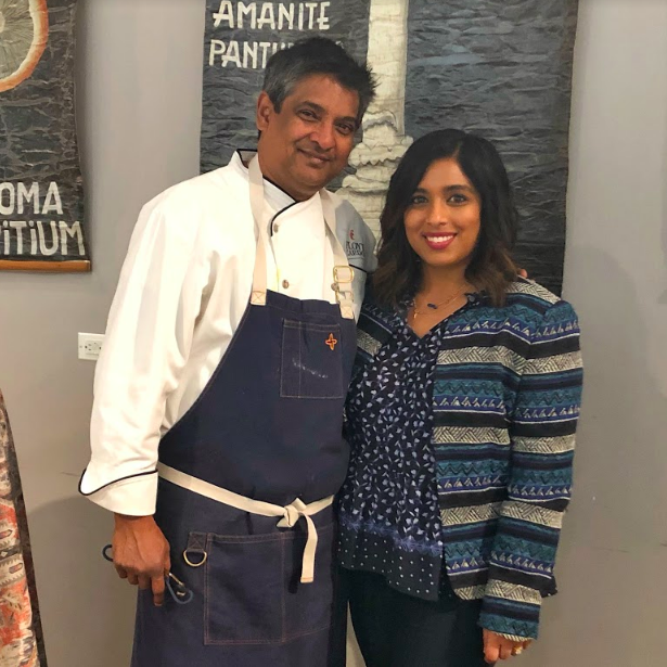 Celebrity Chef Floyd Cardoz Dishes On New Partnership With