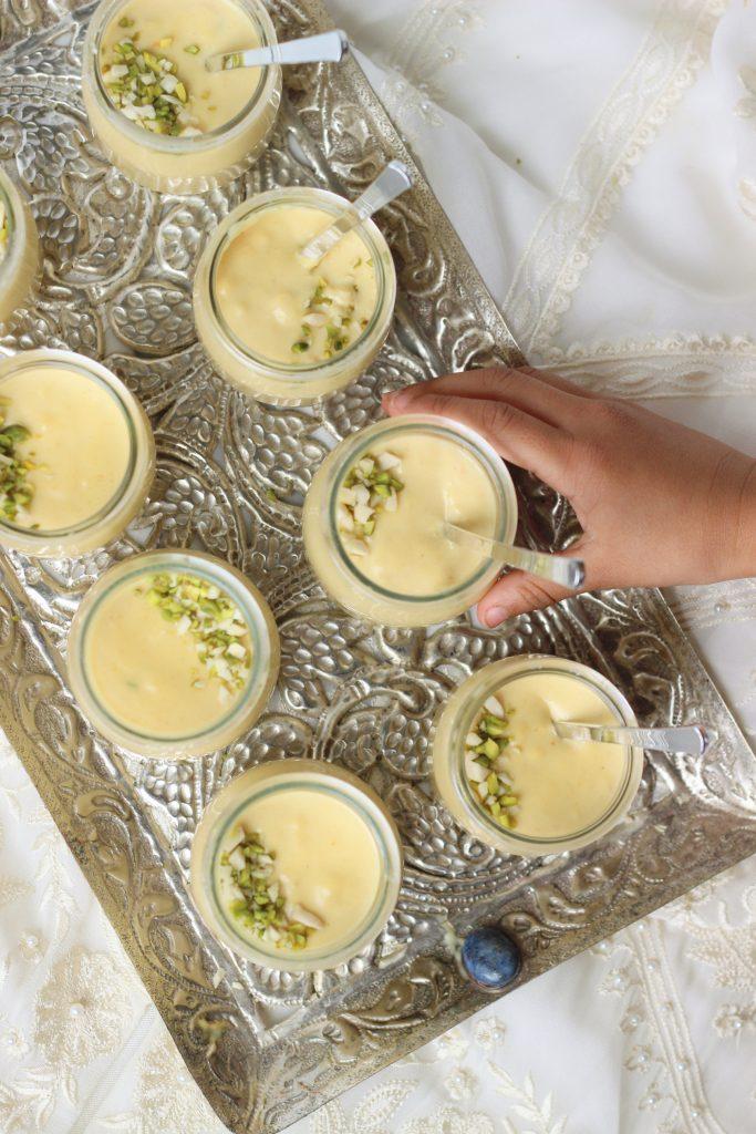 Celebrating Eid with Bread Kheer