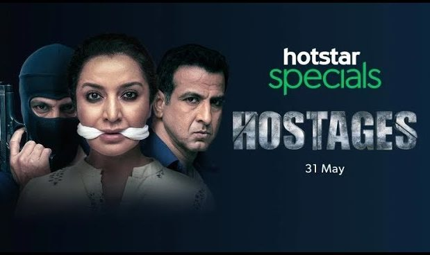 hostages hotstar