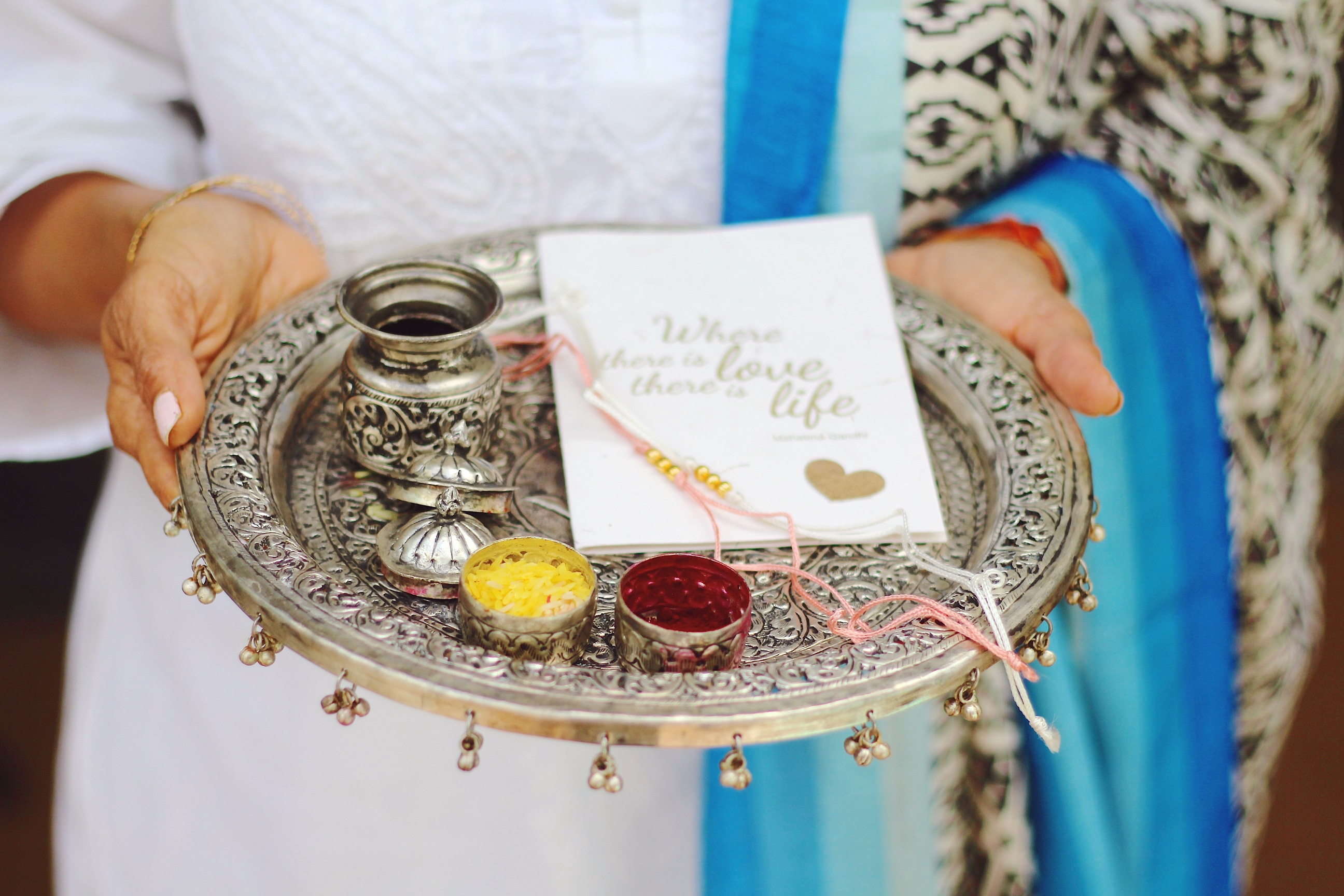 Raksha Bandhan: Where to get Rakhis in the USA