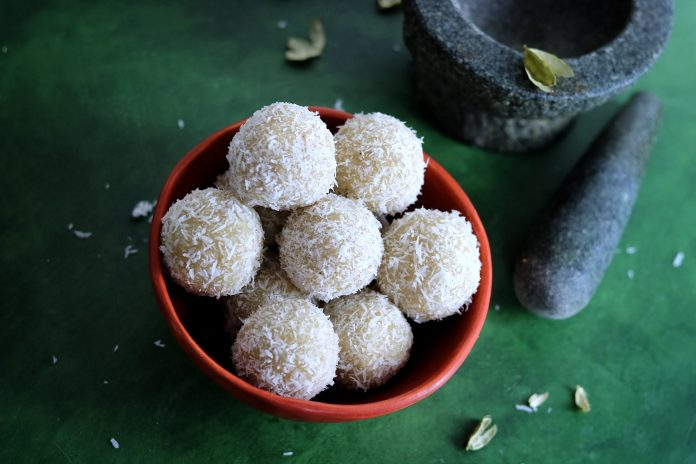 Independence Day Coconut Laddus: A Hyphenated Celebration