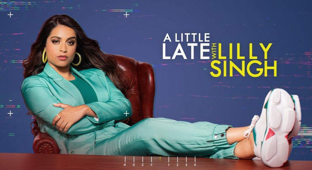 Lilly Singh Featured NBC Series