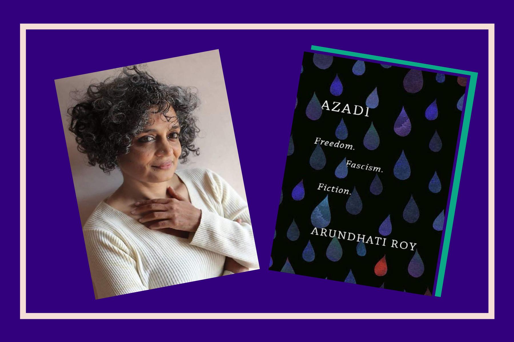 review azadi arundhati roy