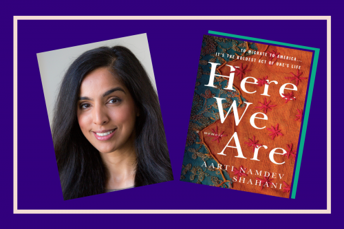 """Book Review """"We Are Here"""" by Aarti Shahani"""